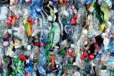 Pôle Aire - Ecophyse, bouteilles plastiques